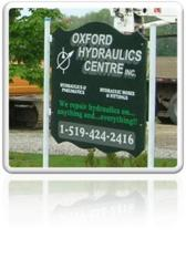 Welcome to Oxford Hyrdraulics Centre, Inc